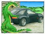 dragon fucking cars